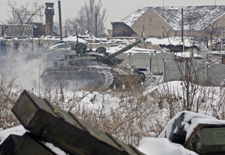 """Война на востоке Украины может перейти в новую, """"холодную"""", стадию"""