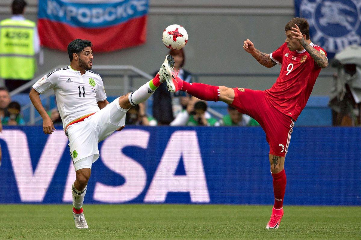 Мексиканцы оставили россиян без плей-офф