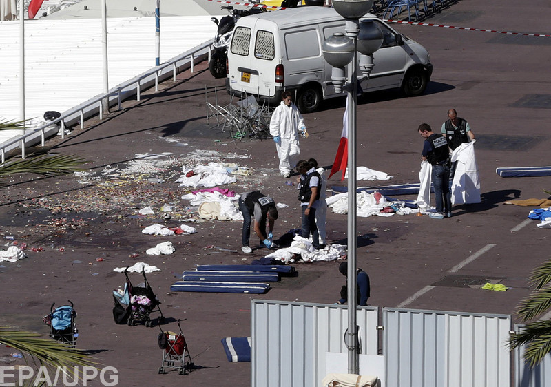 Почему теракт в Ницце, унесший жизни более 80 человек, может иметь российский след