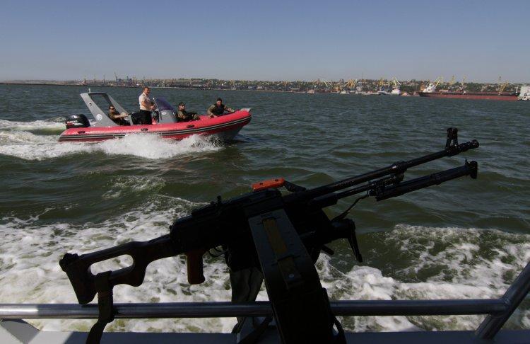 Украине необходимо усиливать береговую охрану
