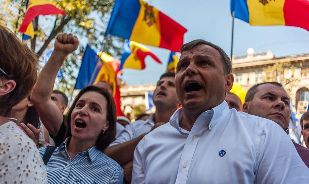 Виктория Букэтару о политическом кризисе в Молдове