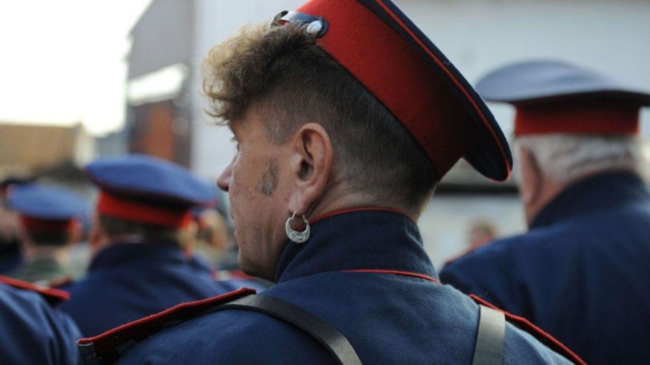 Кремль использует российских казаков в собственных интересах