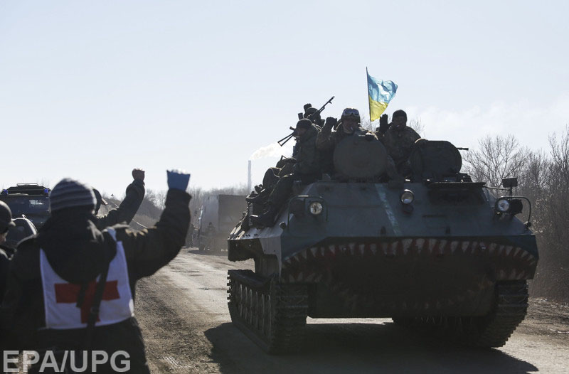"""Очевидцы сражения под Дебальцево поделились с """"Апострофом"""" своими воспоминаниями"""
