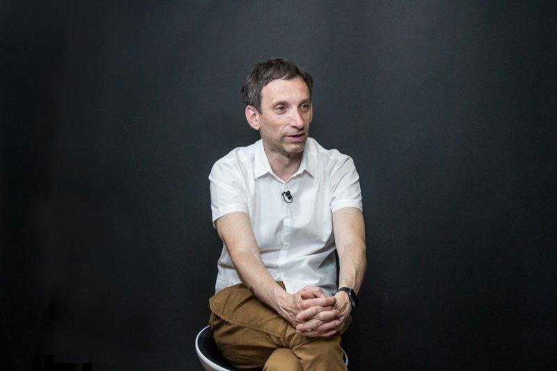 Известный журналист о Донбассе и Крыме