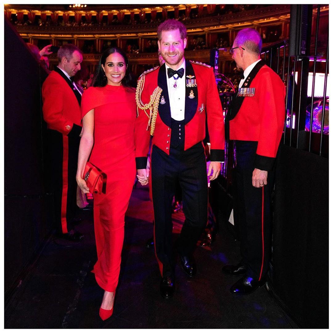 Принц Гарри и Меган Маркл переехали в Лос-Анджелес в разгар эпидемии коронавируса