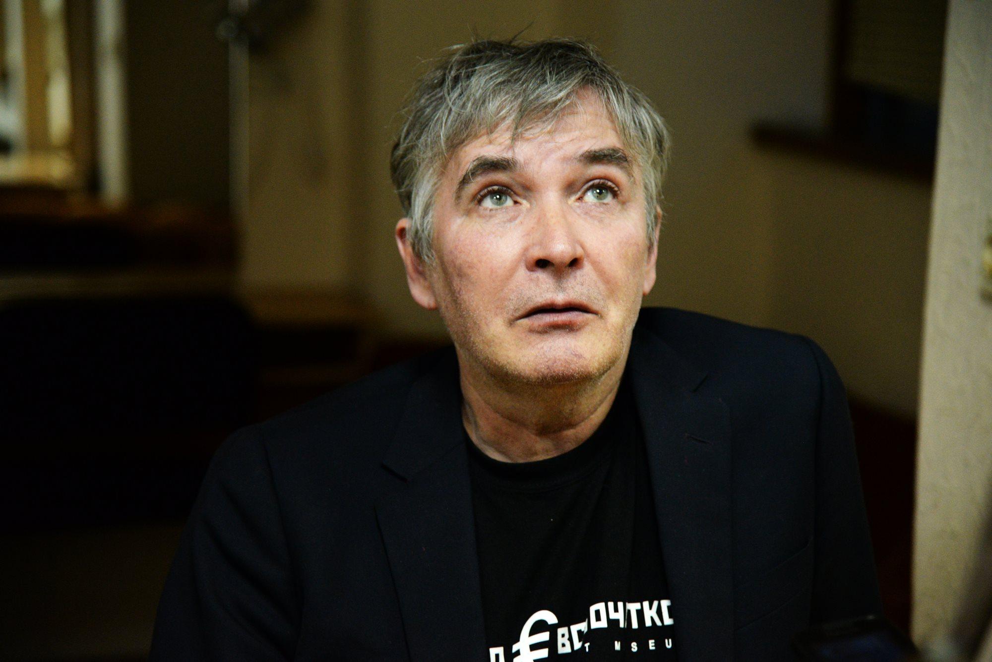 Российский поэт о своем творчестве и изменениях в РФ и Украине