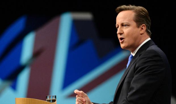 Колишній прем'єр-міністр Великобританії виступив з публічною лекцією