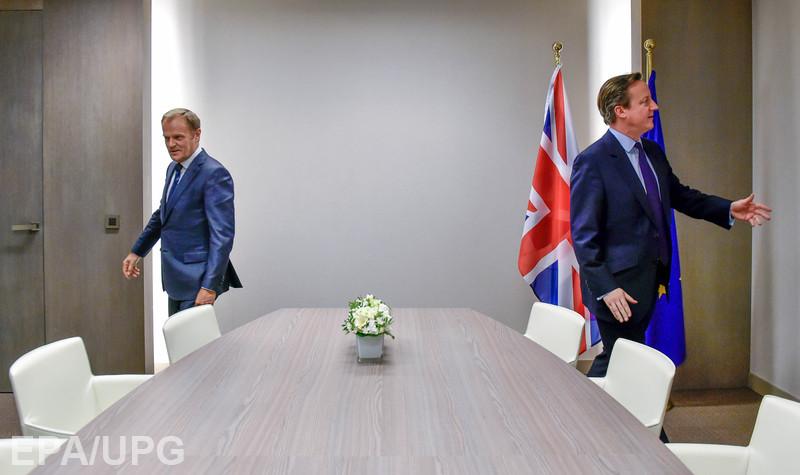 Какие меры предпримет Евросоюз, чтобы убедить британцев остаться в ЕС