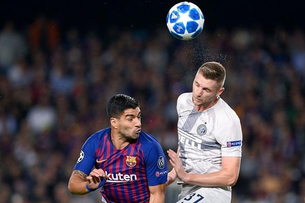 Барселона обіграла італійський топ-клуб в Лізі чемпіонів