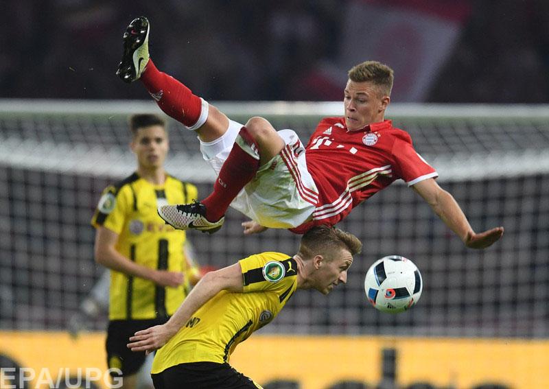 Клуб из Дортмунда вновь проиграл в финале Кубка Германии