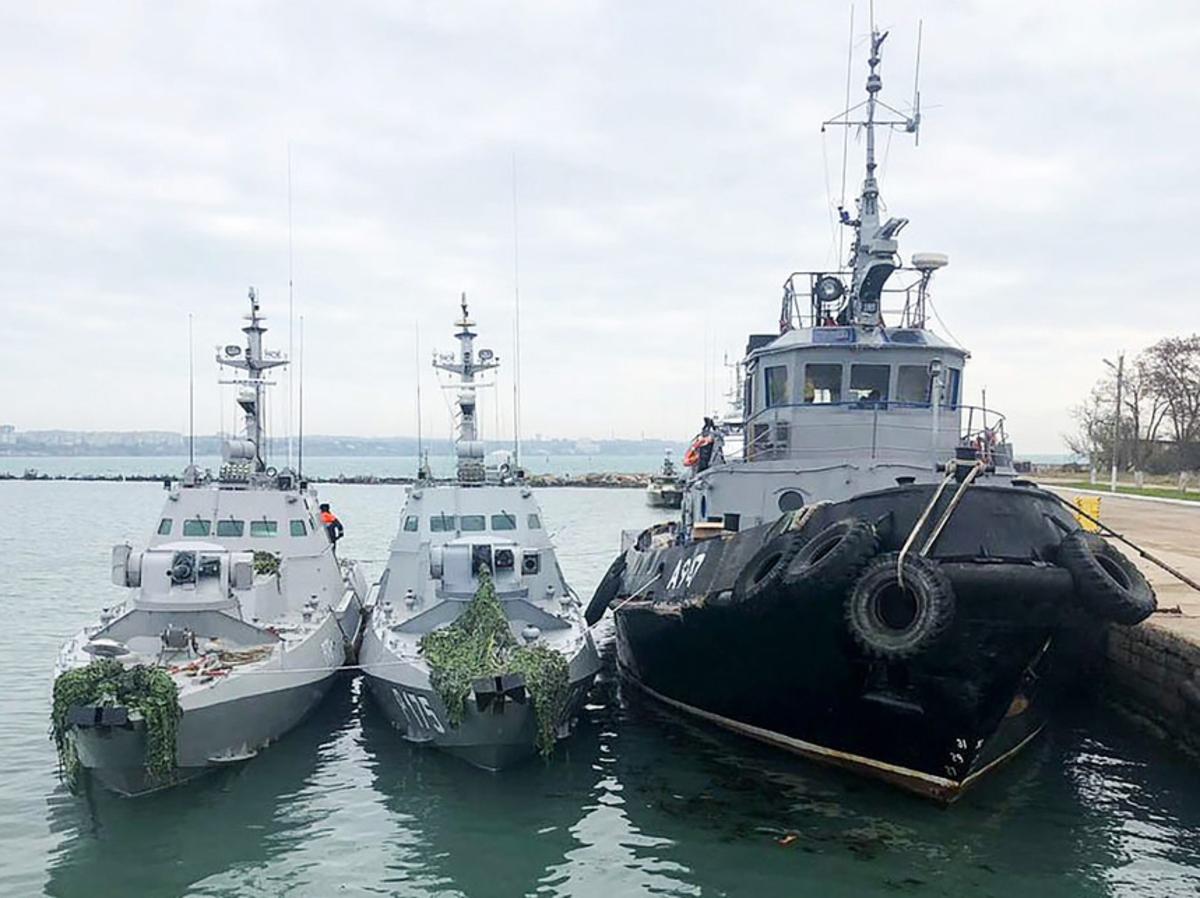 Илия Куса об аресте украинских моряков в оккупированном Крыму