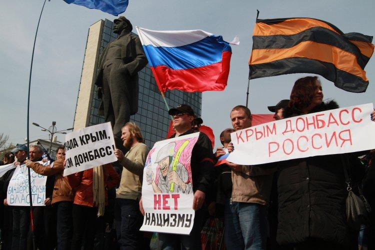 В РФ рассказали о планах Путина на востоке Украины