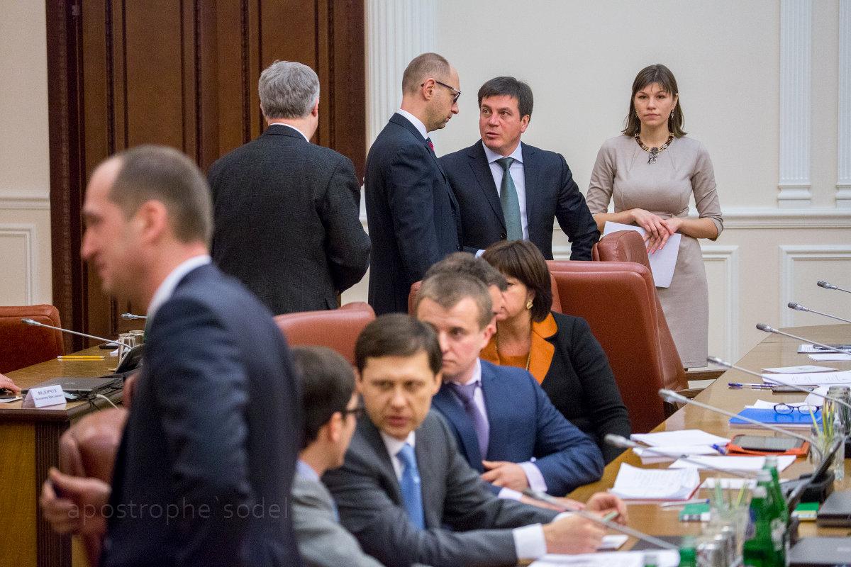 """Активисты обвинили правительство в попытке создать """"ручной"""" антикоррупционный орган власти"""