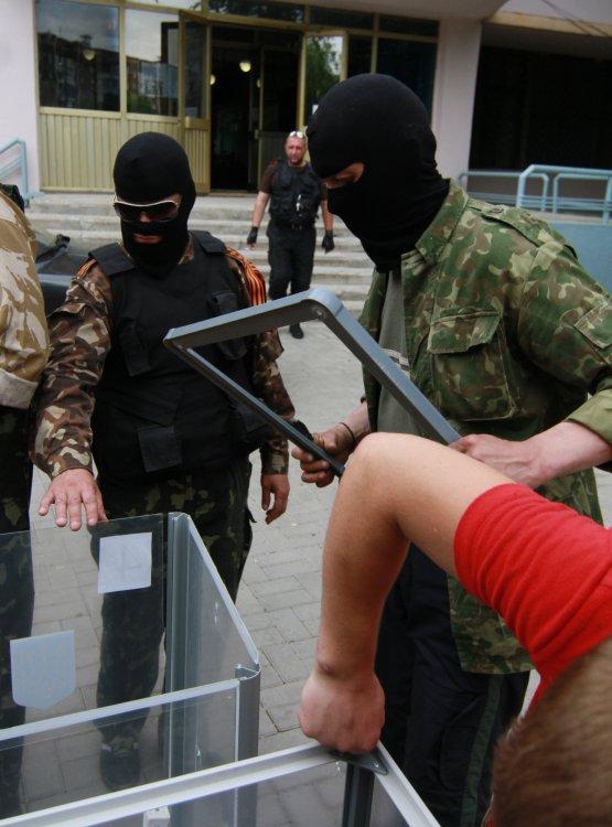 Сепаратисты занялись строительством своего государства