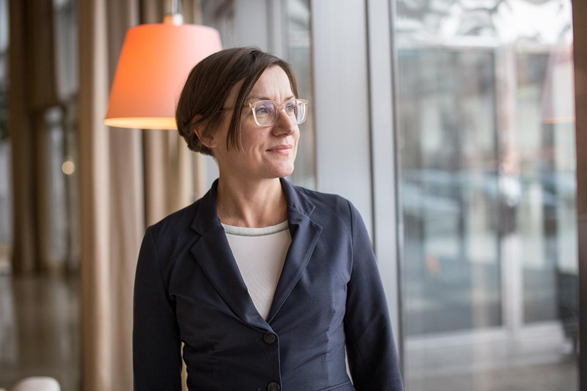 Мирьяна Сполярич Эггер о коррупции, правах женщин и жизни на востоке Украины