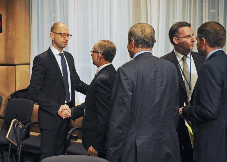 В Брюсселе состоялось первое заседания Совета ассоциации Украина-ЕС