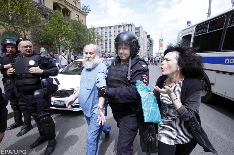 Провинция не очень беспокоит Кремль в смысле протестной активности