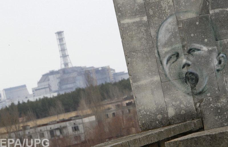 На прошлой неделе чернобыльская авария стала одной из главных тем публикаций в западных СМИ