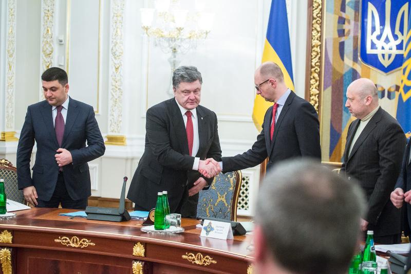 Киев пытается найти новый формат урегулирования конфликта на Донбассе