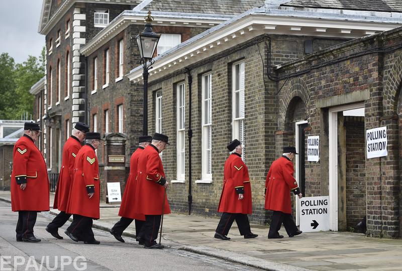 """В день референдума """"Апостроф"""" интересовался настроениями рядовых британцев"""