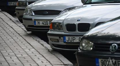 В Украине автомобили дороже, чем в соседних странах