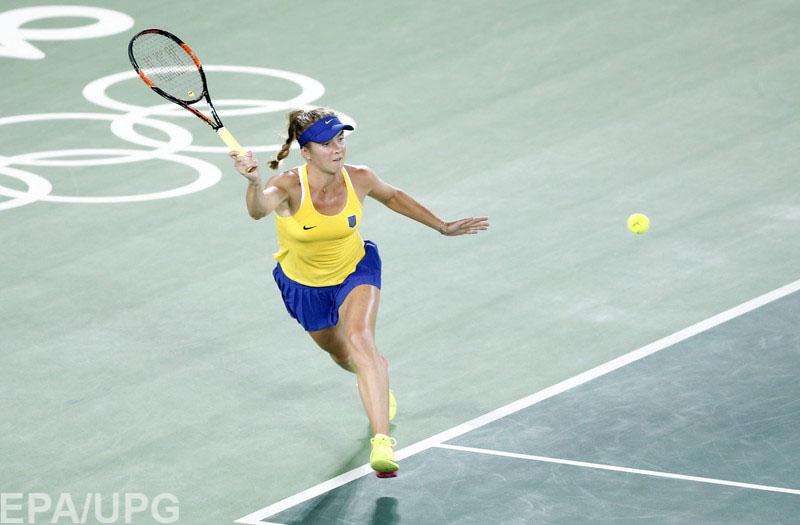 Героями пятого дня Олимпиады-2016 стали украинская теннисистка Элина Свитолина и американский пловец Майкл Фелпс