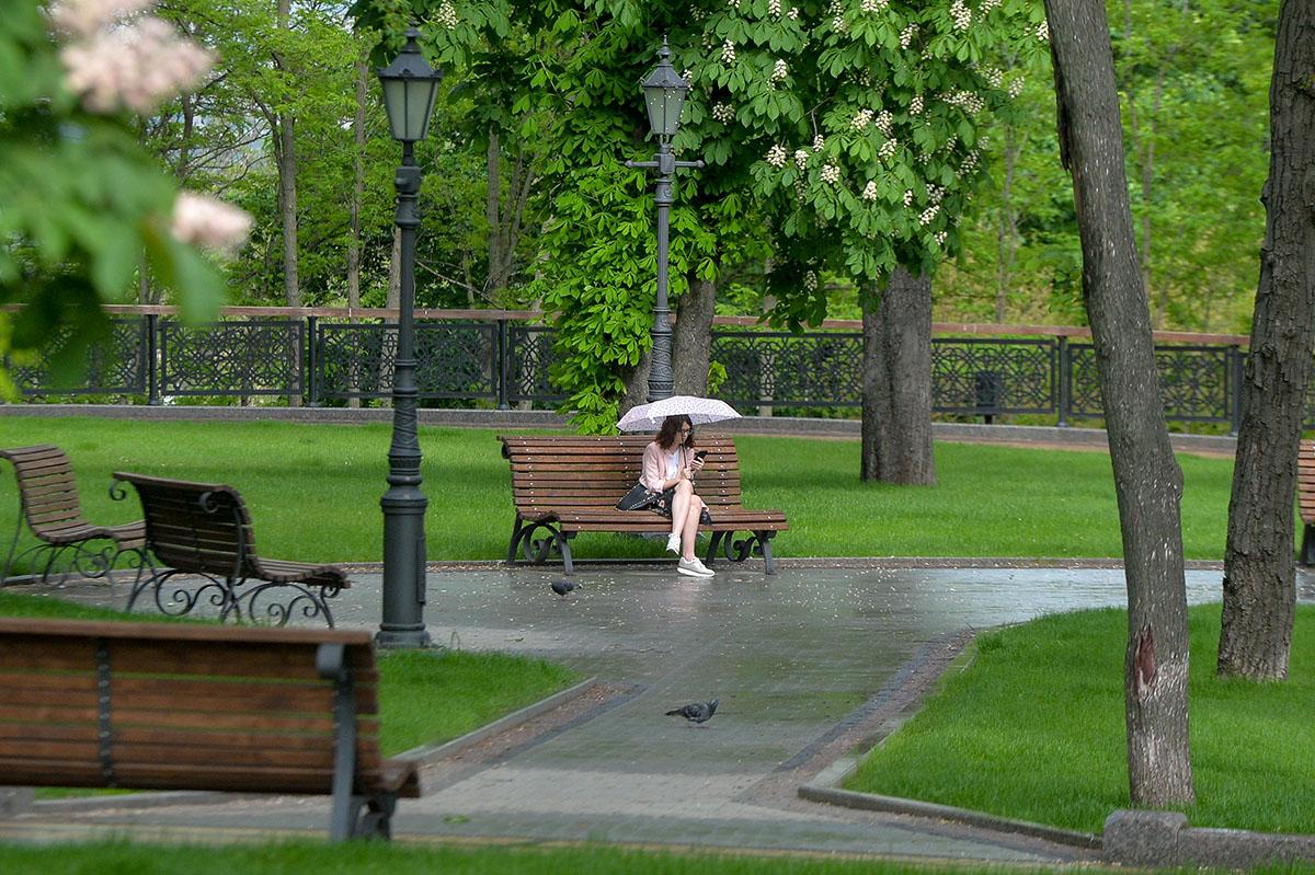 Прогноз погоды на 21 - 26 мая