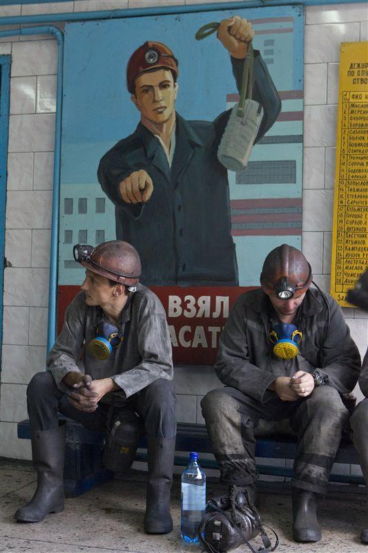 Правительство планирует договориться о поставках угля из оккупированных восточных территорий