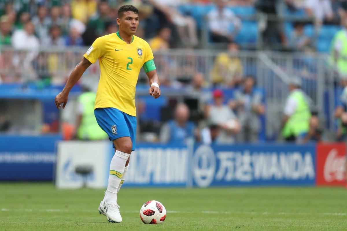 Бразильцы и бельгийцы спорили за путевку в полуфинал ЧМ-2018