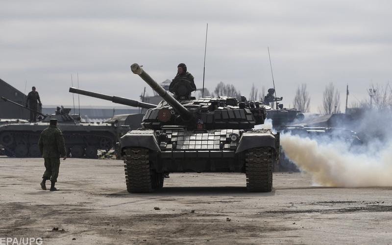 О возможных провокациях российских войск в Луганской области