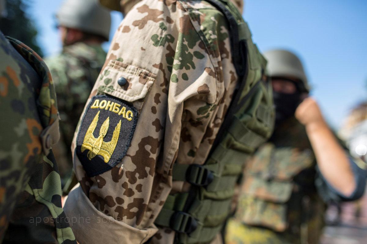 Часть его бойцов перейдет в подразделение, создающееся в составе вооруженных сил