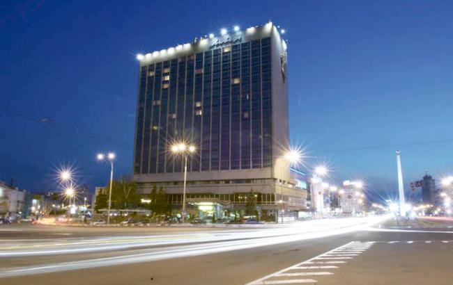 """Китайский инвестор приобрел столичный отель """"Лыбидь"""""""