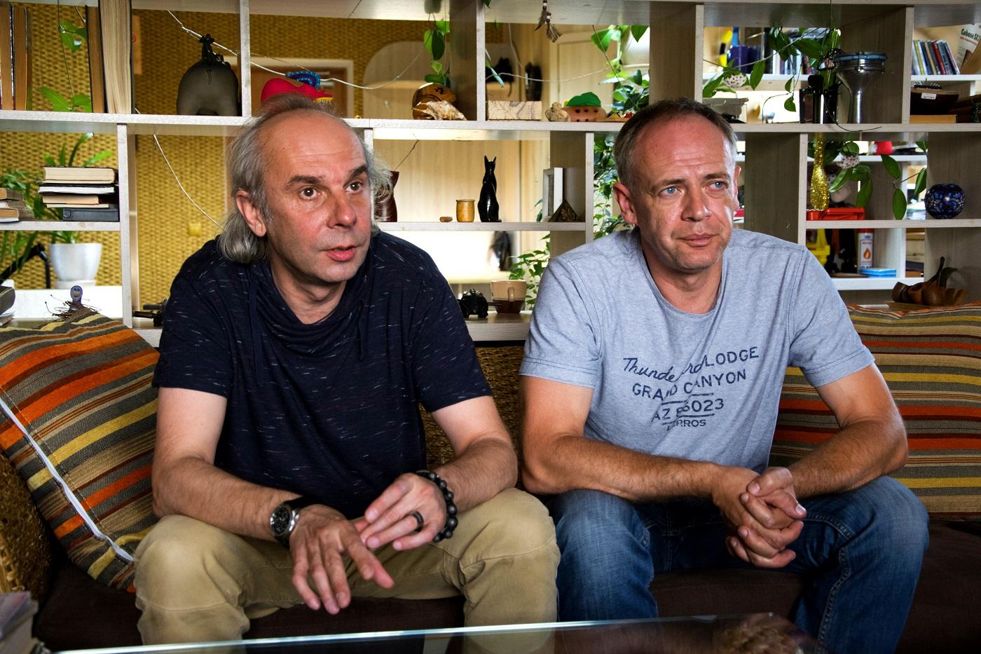 """""""Братья Гадюкины"""" призывают верить в сильную Украину и учить историю"""