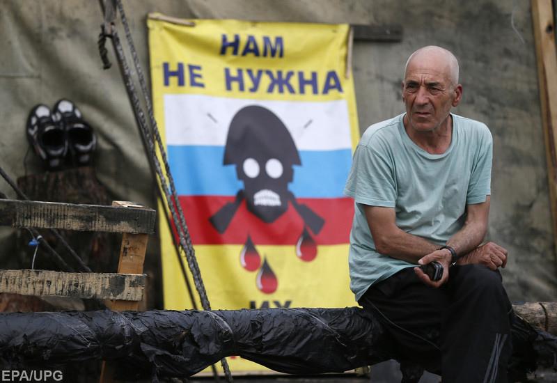 Крым был аннексирован еще до того, как туда ввели российские войска