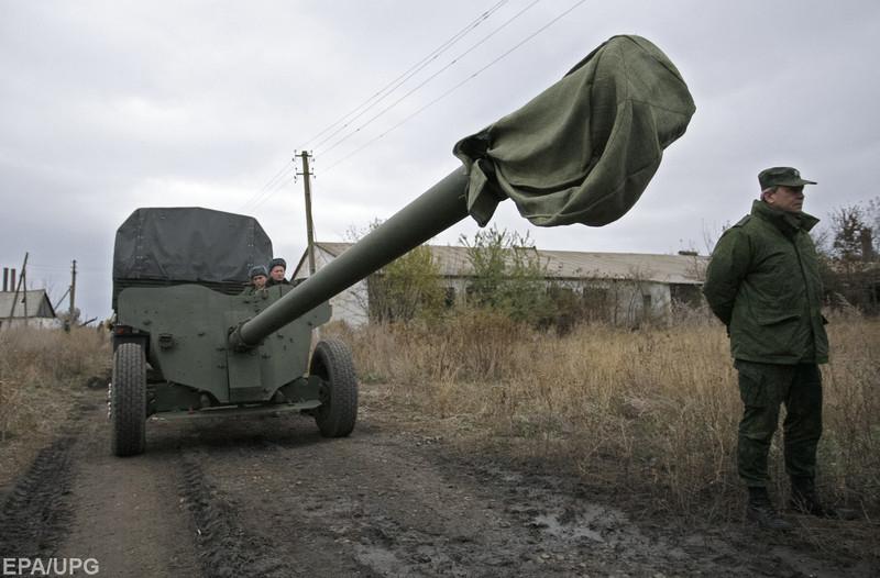 """Кремль не сможет спокойно заводить в Украину новых """"зеленых человечков"""""""