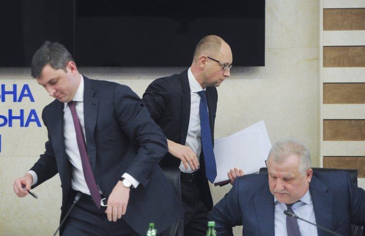 Руководство Государственной фискальной службы отстранили из-за коррупционного скандала