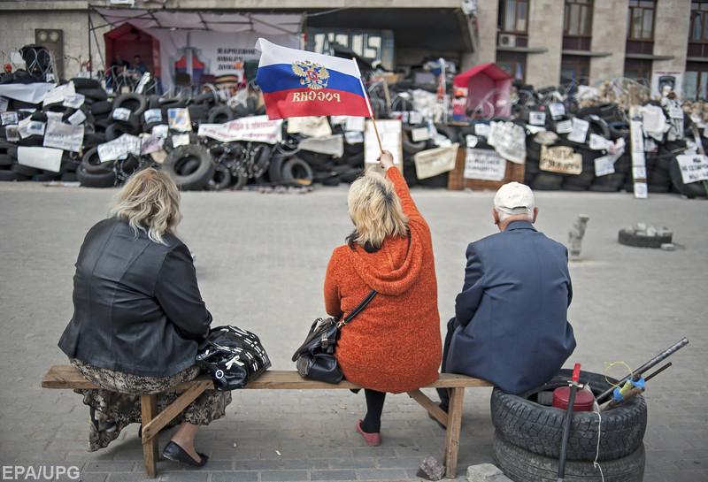 Мешканці Донбасу розповіли про прірву, над якою зависли через Росію