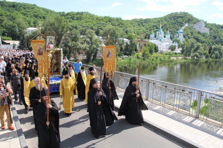 Организованный УПЦ МП поход верующих на Киев имеет все признаки спецоперации Кремля