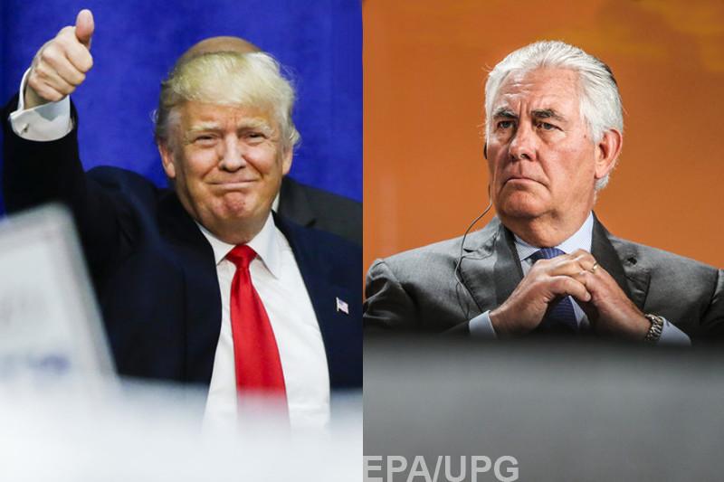 Рекс Тиллерсон, которого будущий президент выдвинул на должность госсекретаря, является фигурой противоречивой