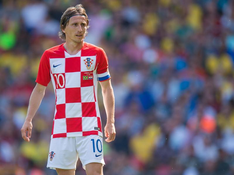 Хорватия стартовала с победы на ЧМ-2018