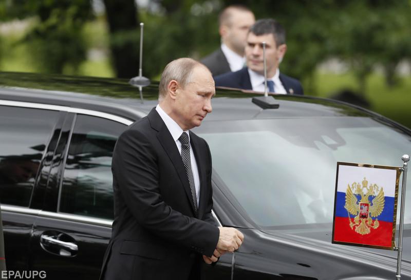 Отказ от своих военных - это очень неразумный шаг со стороны Путина