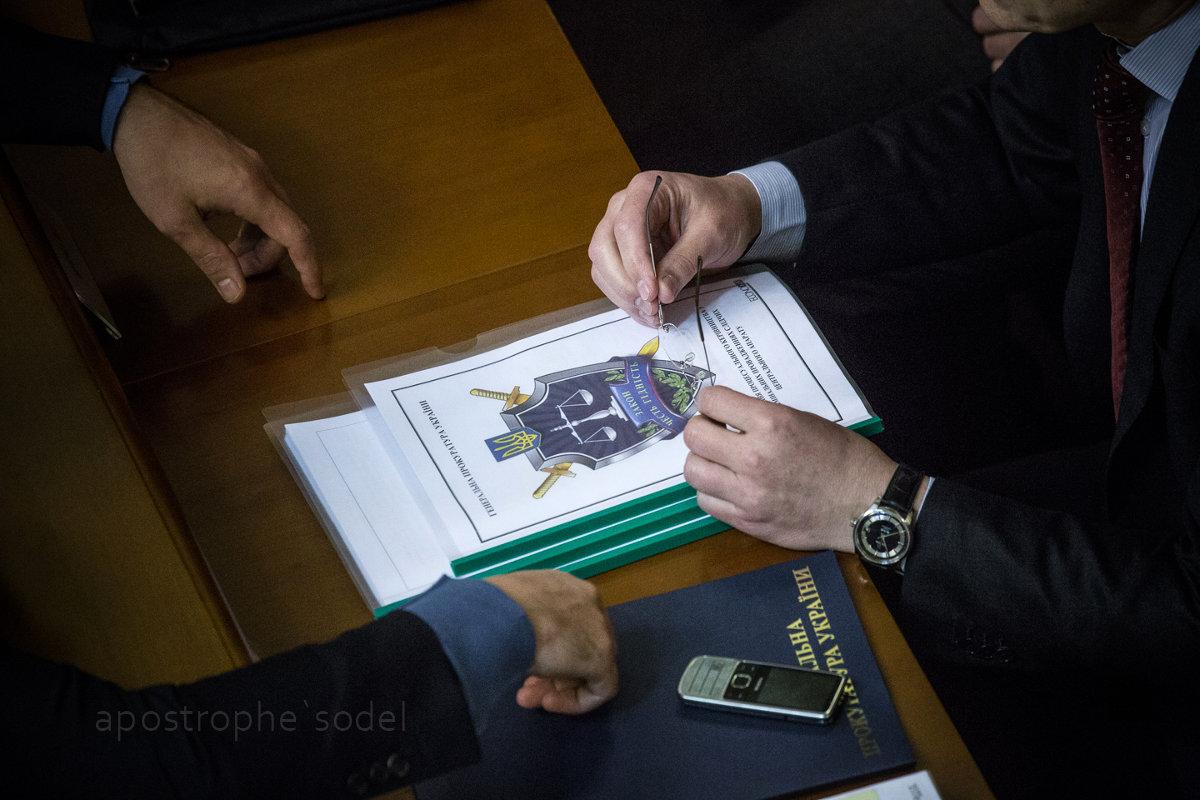 Главными претендентами считаются Луценко и Жебривский
