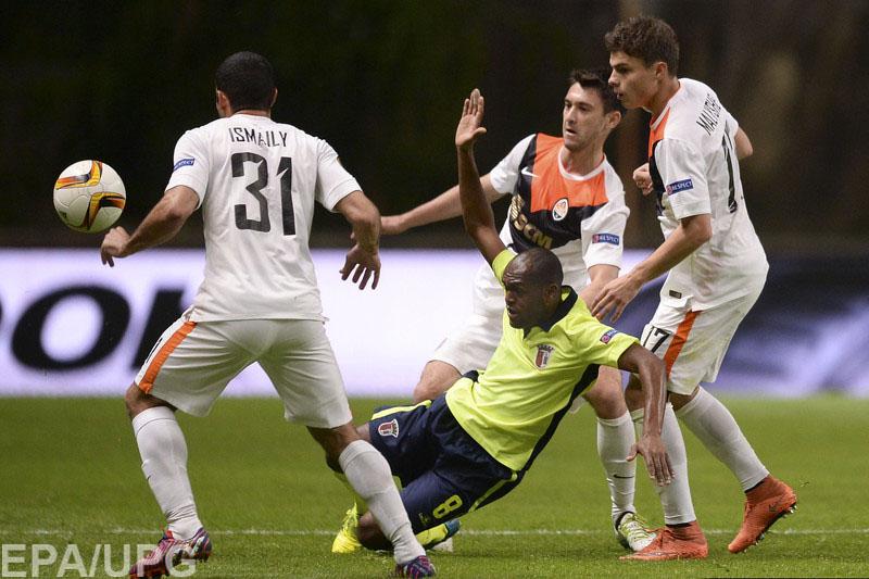 7 апреля дончане заложили фундамент успешного продвижения в плей-офф Лиги Европы