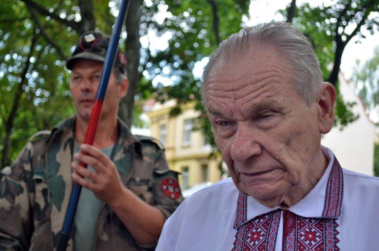 Сын главнокомандующего УПА считает правление Порошенко слишком деспотичным