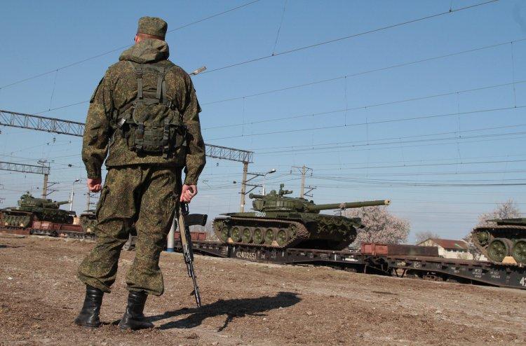Численность вражеской группировки, сосредоточенной против ВСУ, приближается к 90 тыс. человек