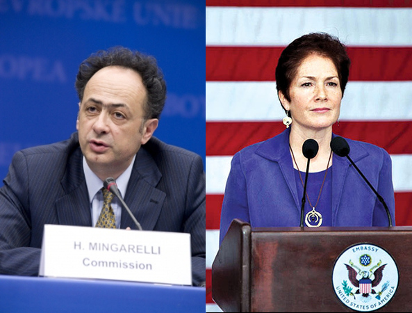 Будущий посол США в Украине Мари Йованович считается более крепким орешком, чем Джеффри Пайетт