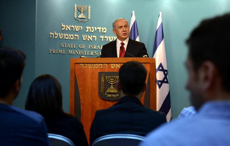 Правительство Израиля жестко отреагировало на теракт в синагоге