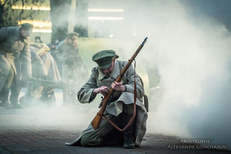 Бой за Арсенал восстание рабочих Киев УНР
