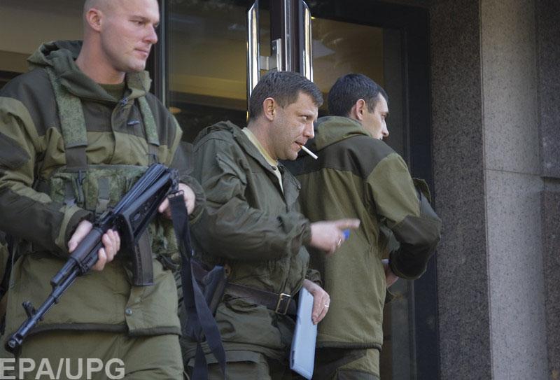 Юрий Касьянов рассказал, как Александр Захарченко отрабатывает грязные деньги Кремля