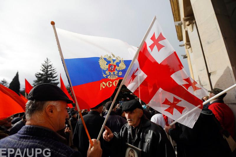 Грузія почала шукати шляхи, щоб відновити відносини з Росією, оскільки прогрес діалогу із Заходом застопорився